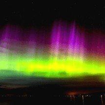 immagine di sfondo di radiazioni ottiche