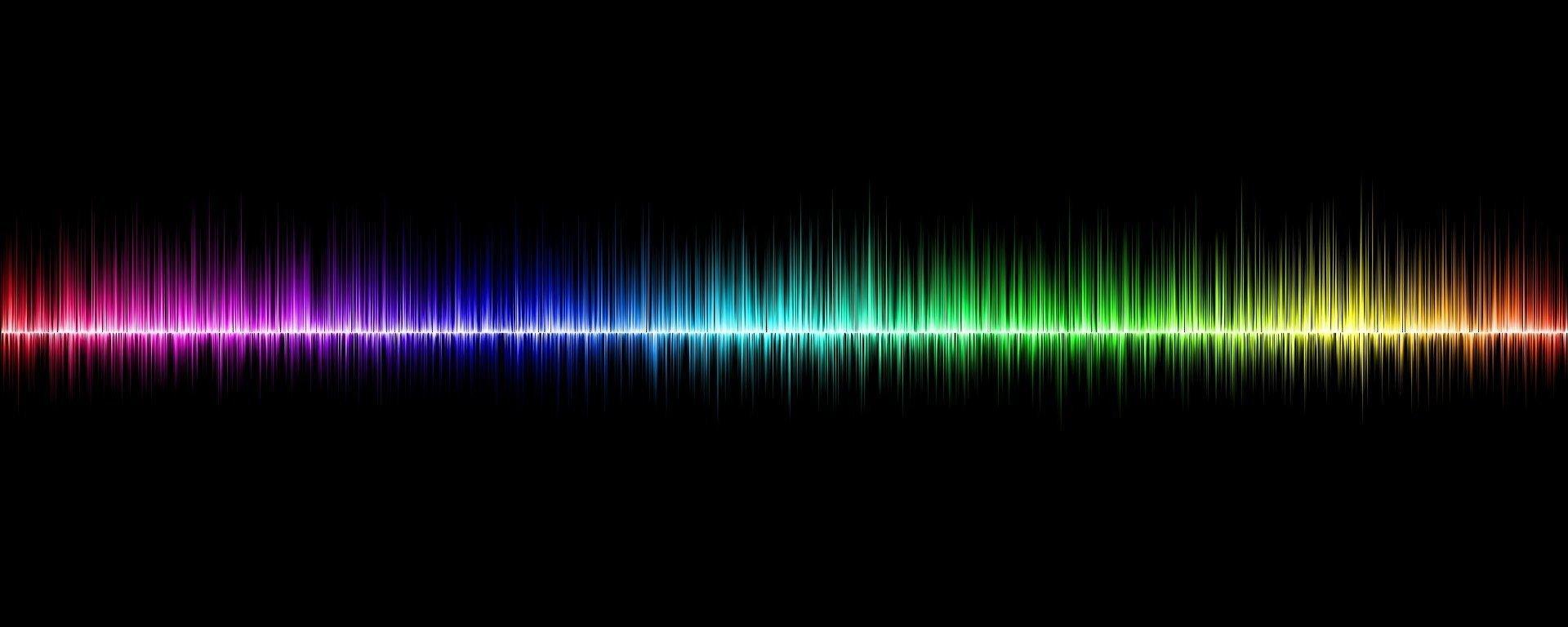 immagine di sfondo di un suono