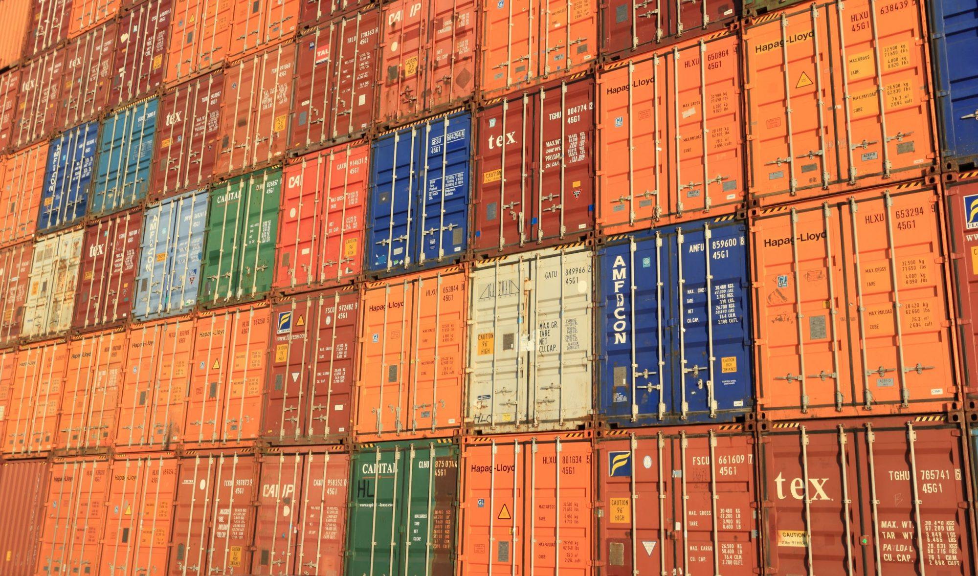 immagine di container