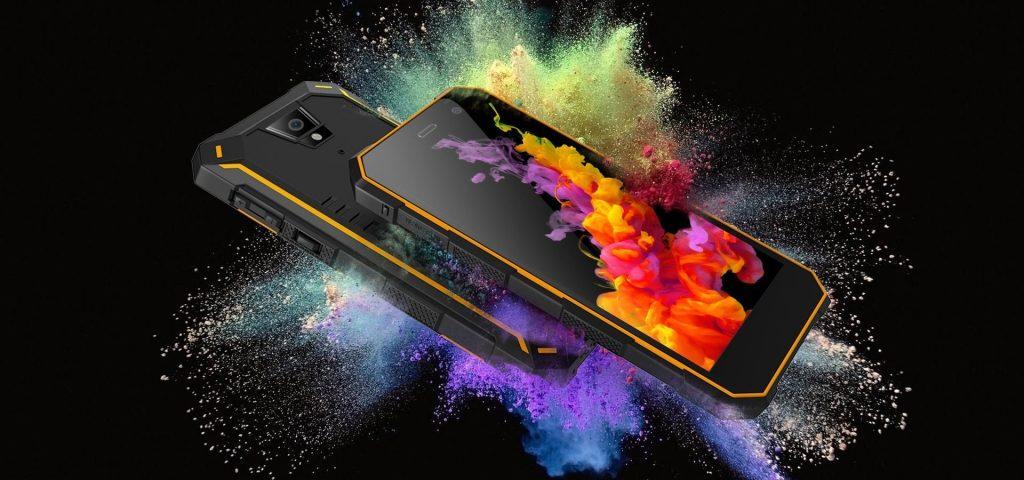immagine degli smartphone rugged S10 e S50PRO